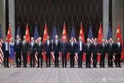 پایان مذاکرات تجاری چین و آمریکا در شانگهای