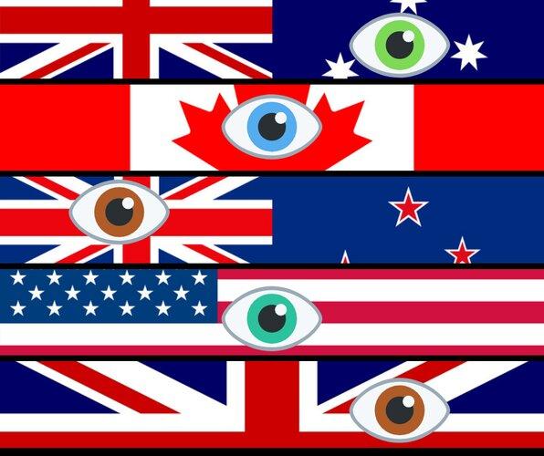 اتحاد 5 چشم