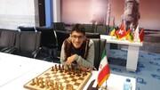 تبریک فدارسیون جهانی شطرنج به اولین سوپراستاد بزرگ ایران