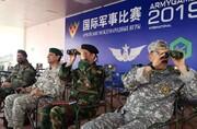 آمادگی تیم ارتش ایران برای حضور در رقابتهای بینالمللی نظامی چین