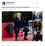 گویا در مورد دیپلماسی ترامپ