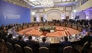 استقبال سوریه از بیانیه پایانی نشست آستانه