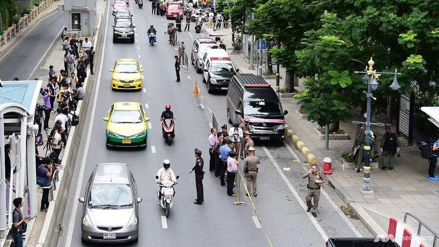 وقوع 6 انفجار در بانکوک همزمان با نشست «آسهآن»