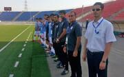 فوتبال نوجوانان قهرمانی آسیای مرکزی|کافا؛ برد پرگل ایران در آخرین بازی