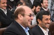 قالیباف برای ملاقات احمدینژاد به منزل او رفته بود