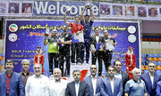 آذربایجان شرقی قهرمان تکواندوی مردان کشور شد