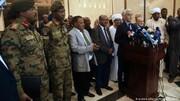 توافق دو طرف درگیر در سودان بر سر بیانیه قانون اساسی