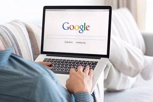گوگل هوم پیج