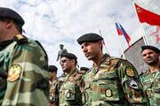 آغاز مسابقات بینالمللی نظامی در روسیه با حضور ایران