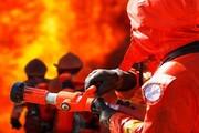 آتشسوزی مجتمع اقامتی در ناصر خسرو | نجات جان ۲۰ نفر