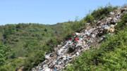 زباله کوههای ایران را تهدید میکند
