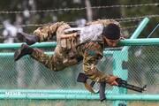 جزییاتی از  بازیهای بینالمللی ارتشهای جهان