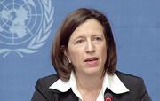 ملیسا فلمینگ مدیر جدید ارتباطات سازمان ملل شد