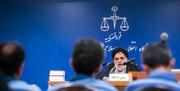دادگاه ۹ نفر از اخلالگران ارزی برگزار شد |  عراقچی پای میز محاکمه