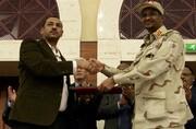 امضای اولیه سند قانون اساسی سودان