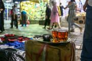 برپایی شب بازار در آمل
