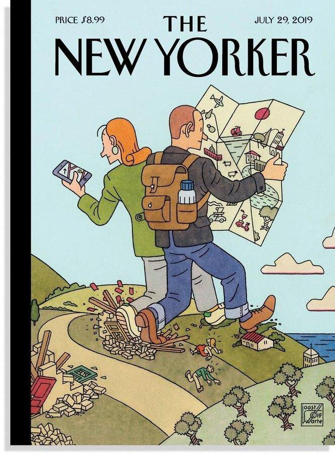 هفته نامه نیویورکر