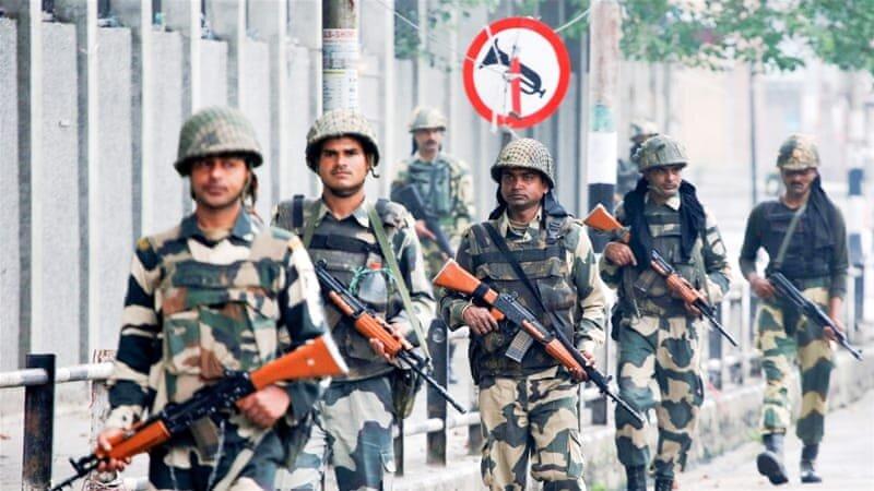 سربازان هندي