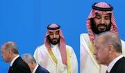 افشای طرح عربستان برای سرنگونی اردوغان