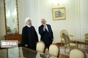 حضور رئیس جمهوری در وزارت امور خارجه