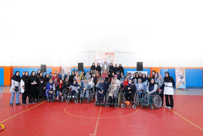 ورزش معلولان