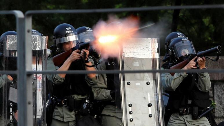 پليس هنگ كنگ