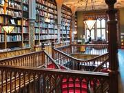کتابفروشی پرتغالی سالانه یک میلیون گردشگر  دارد