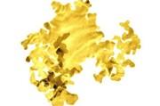 نازکترین طلای جهانبا ضخامت ۲ اتم تولید شد