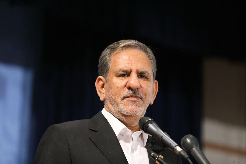 جهانگیری: ایران در حفاظت از مرزهای آبی قدرت خود را نشان داد