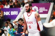 شکست تیم ملی بسکتبال ایران مقابل یونان