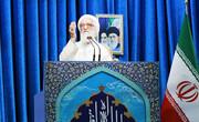 خطیب نماز جمعه تهران: وزیر خارجه زبان کشور است