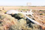 سقوط پهپاد جاسوسی آمریکا در شمال غرب بغداد
