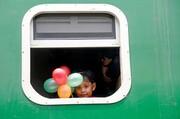 عکس روز: کودک و عید