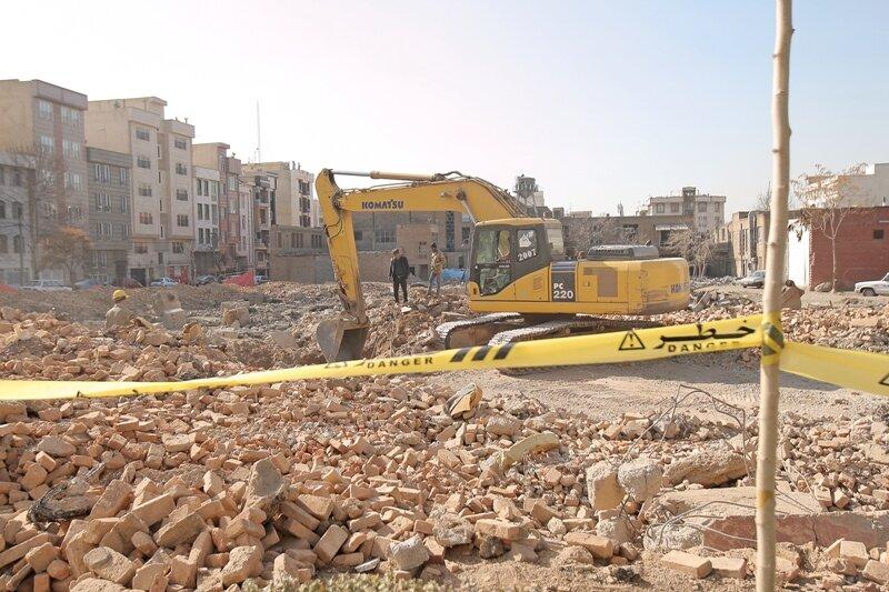 ساخت و ساز غیر مجاز - تخریب - بافت فرسوده - حاشیه شهر