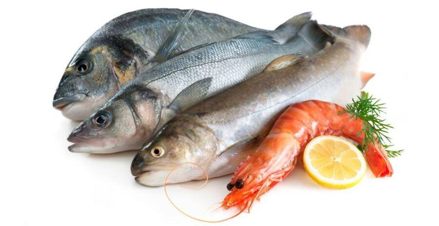 ماهي و ميگو