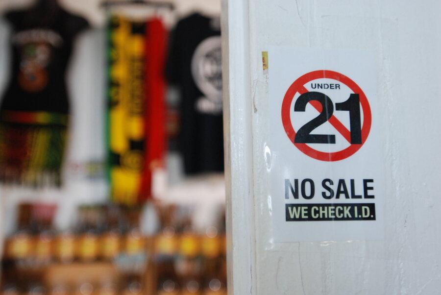 21 smoking law