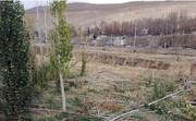 احداث بوستان ۳۵ هکتاری در پادگان ۰۶