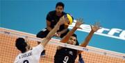 ایران ۳ - مکزیک صفر |  برد راحت تیم ملی والیبال با حضور جوانان