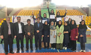 تهران فاتح مسابقات کشوری کونگفوی بانوان در رده سنی جوانان شد