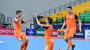 جام باشگاههای فوتسال آسیا ۲۰۱۹؛ صعود مس سونگون با دو پیروزی