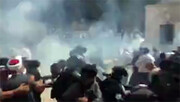 حمله صهیونیستها به فلسطینیها