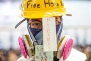 عکس روز: معترض هنگکنگی