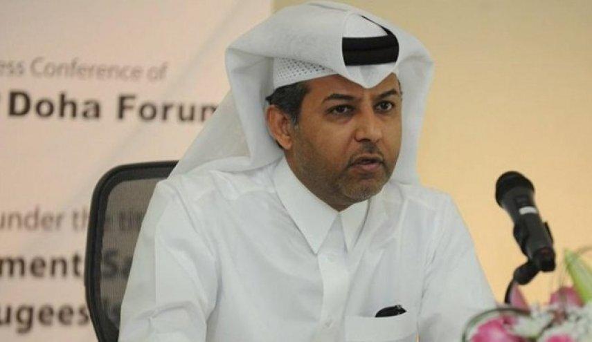 مقام قطری: امارات در یمن نقش تروریستی دارد
