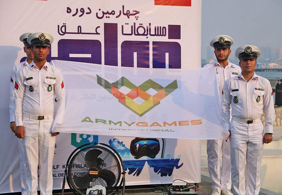 مسابقات غواصي ارتشهاي جهان