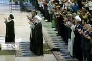 اقامه نماز عید سعید قربان در تهران