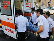 چهار کشته و ۴۱ مصدوم در تصادف اتوبوس پاکستانیها در نهبندان