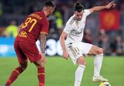 خلاصه بازی آ اس رم (۵) ۲-۲ (۴) رئال مادرید