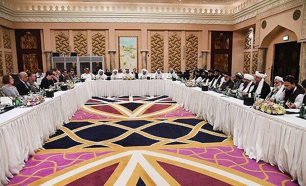 طالبان آمريكا نشست قطر
