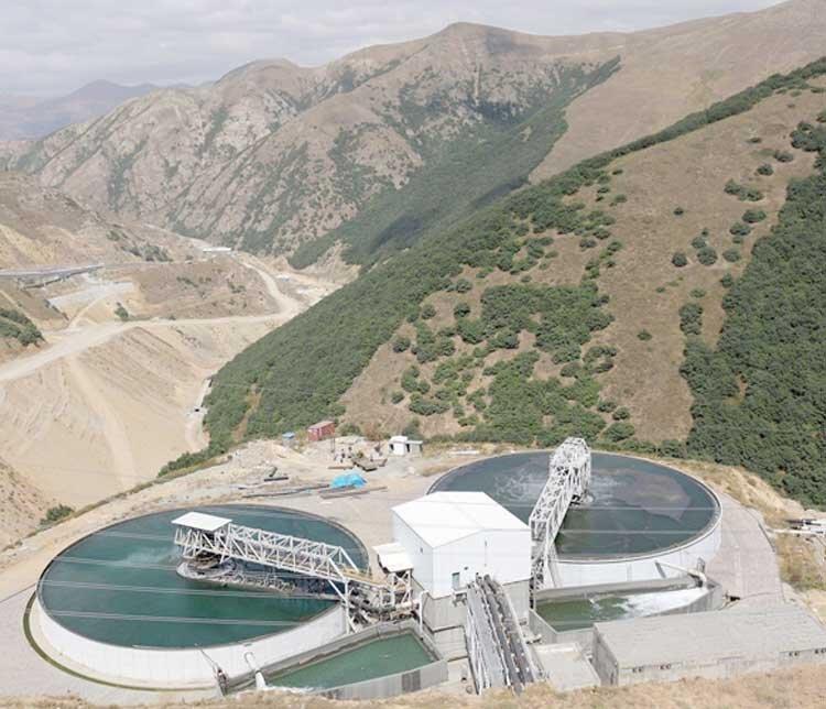 بازگشت درآمدهای تولید مس  به آذربایجان شرقی