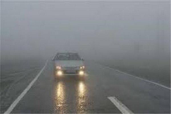 مه و ترافیک